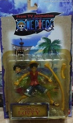 Bandai 2003 One Piece From TV Animation Luffy Action Figure - Lavits Figure
