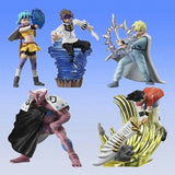 Bandai Beet the Vandel Buster Gashapon 5+1 Secret 6 Trading Collection Figure Set - Lavits Figure  - 2