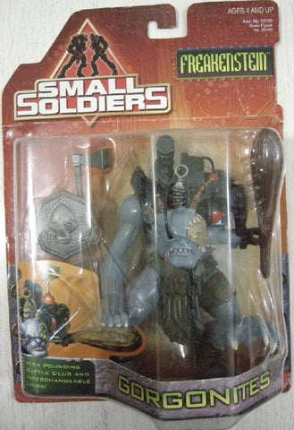 Kenner 1998 Small Soldiers Gorgonites Freakenstein Action Figure - Lavits Figure  - 1
