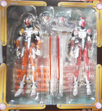 Takara Microman Wrecker Signa Series MWS-01 Microlady Signa 01 Ruly 03 Sally Action Figure Set - Lavits Figure  - 2