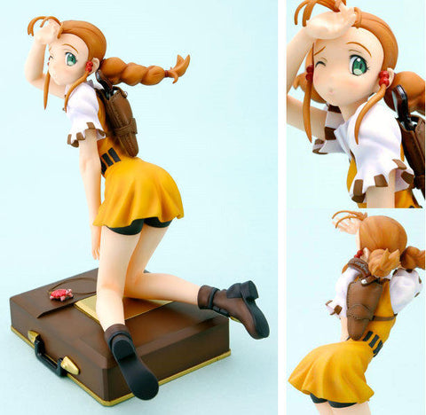 Max Factory 1/8 Gun x Sword Wendy Garret Pvc Figure