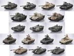 Takara 1/144 World Tank Museum Vol 9 18 Trading Collection Figure Set - Lavits Figure