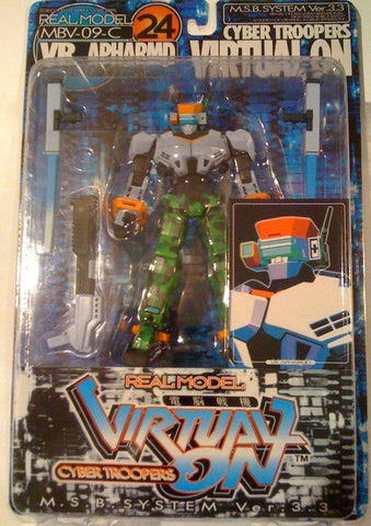 Sega Cyber Troopers Virtual On Real Model 24 M.S.B. VR Apharmd Action Figure - Lavits Figure  - 1