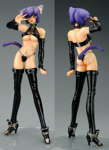Yamato Tandem Twin 1/6 Pvc Animal Girls Leopard Cloe Ver Collection Figure