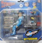 Takara Microman Gerry Anderson Thunderbirds International Rescue MAEX-01 Scott Tracy Action Figure - Lavits Figure