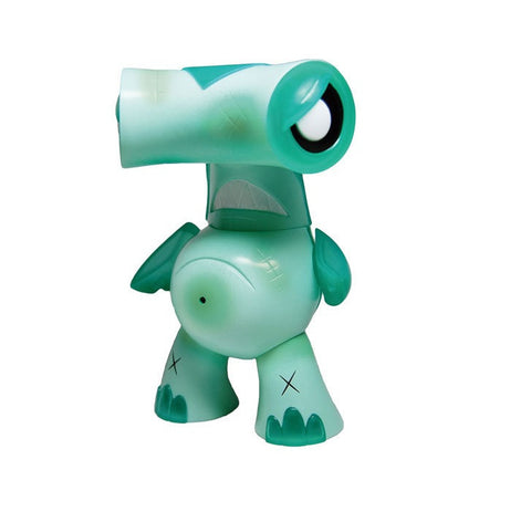 "Wonderwall Joe Ledbetter Hammerhead KFGU Kaiju For Grown Ups Blue Ver. 6"" Vinyl Figure - Lavits Figure"