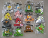 Angry Birds Taiwan 7-11 Limited 16 Stationary Clip Set - Lavits Figure  - 2