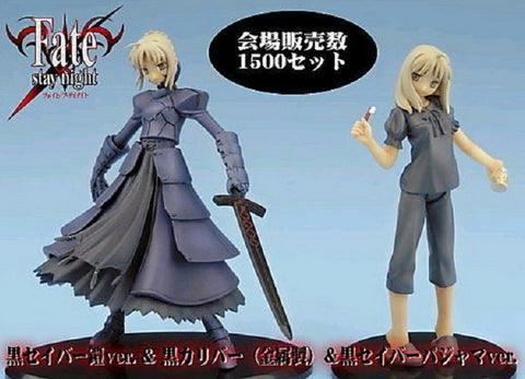 Good Smile Wonder Festival WF 2006 Fate Stay Night 1500 LTD Trading Figure Set - Lavits Figure  - 1