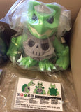"One-Up Touma Skuttle X Monster Regular Green Ver. 5"" Vinyl Figure - Lavits Figure  - 2"