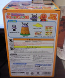 Pinocchio Blackbeard Boss Pop Up Pirate Anpanman Baikinman Ver. Play Game Set Figure - Lavits Figure  - 2
