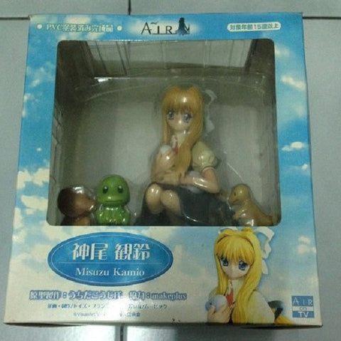 Movic Toy's Planning Air Misuzu Kamio Pvc Trading Collection Figure - Lavits Figure  - 1