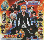 Bandai Bleach The Movie Memories Of Nobody Gashapon EX Vol 1 Mascot Strap 6 Mini Trading Figure Set - Lavits Figure