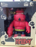 "Toy2R Mike Mignola Hellboy Qee Collection Red Ver 8"" Vinyl Figure - Lavits Figure  - 2"