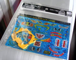 Takara Super Battle B-Daman Over Shall System O.S. Gear P-32 Dress-Up Sticker Set A Model Kit Figure - Lavits Figure