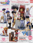 Kotobukiya One Coin Grande Series ToHeart2 8 Trading Mini Figure Set - Lavits Figure  - 1