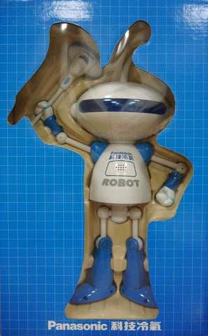"Panasonic Air Conditioner Robot 12"" Eye Lighting Action Figure - Lavits Figure"