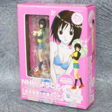 Megahouse Welcome To The NHK Vol 4 Misaki Limited Compatible Figure Postcard - Lavits Figure  - 1
