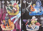 Bandai Naruto Shippuden Imagination 4 Trading Collection Figure Set - Lavits Figure