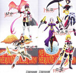 Atelier Sai Spectral Force Neverland Heroine Collection 5 Trading Figure Set - Lavits Figure