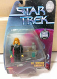 Playmates Star Trek Starfleet Command  Dr. Beverly Crusher Trading Collection Figure - Lavits Figure  - 1