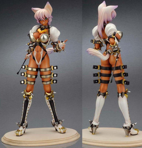Yamato Tandem Twin 1/6 Pvc Animal Girls Dog Annerose Ver Collection Figure