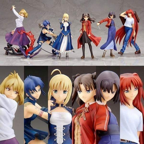 Alter FA4 Type-Moon Trading Collection 6 Figure Set - Lavits Figure