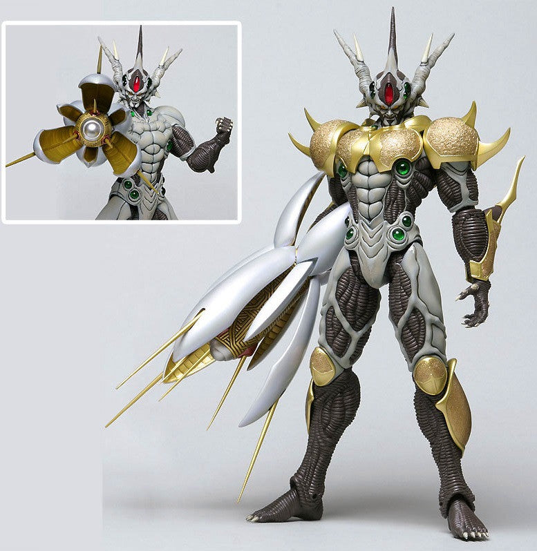 max factory guyver bfc bio fighter wars collection series 07 zoalord g  u2013 lavits figure