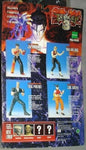 Epoch 1/10 Namco's Tekken 3 Jin Nina Ling Paul 4 Action Collection Figure Set - Lavits Figure  - 3