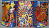 "Irwin Dragon Ball Z DBZ Collector's Edition S.S. Gohan Vegeta Goku 3 9"" Trading Figure Set - Lavits Figure  - 2"