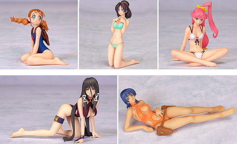 Max Factory Good Smile Gun x Sword 5+1 Secret 6 Trading Collection Figure Set - Lavits Figure