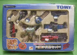 Tomy Cyborg Kuro Chan EX Weapon Limited Edition Golden Ver. Action Figure Set - Lavits Figure  - 1