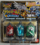 Bandai Legendz Tale of The Dragon Kings Game Talis Pod 3 Souldoll Vol 1 Trading Figure Set - Lavits Figure