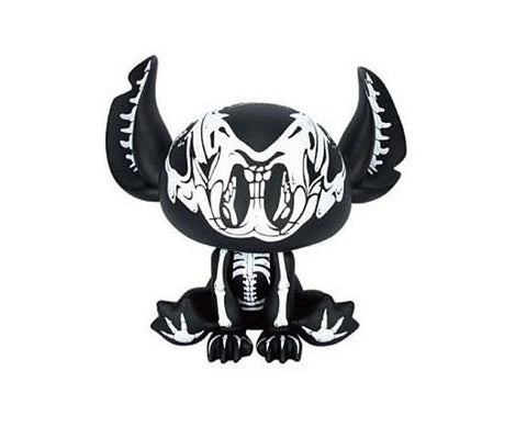 "MINDstyle 2009 Ron English Stitch Artist Series 1 X-Ray Ver 4.5"" Vinyl Figure - Lavits Figure"