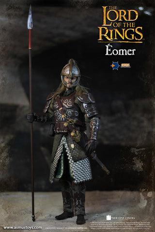 "Asmus Toys 1/6 12"" LOTR011 Heroes of Middle-Earth The Lord Of The Rings Eomer Action Figure"