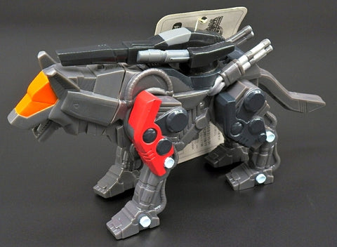 Tomy 1999 Zoids ZFC-007 Command Wolf Soft Vinyl Model Figure