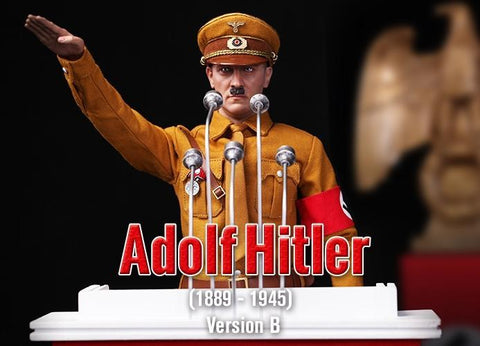 "3 Reich 1/6 12"" GM641 Adolf Hitler 1889-1945 Version B Action Figure"
