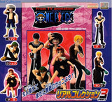 Bandai 2001 One Piece From TV Animation Gashapon Real Collection Part 3 5 Trading Figure Set - Lavits Figure  - 1