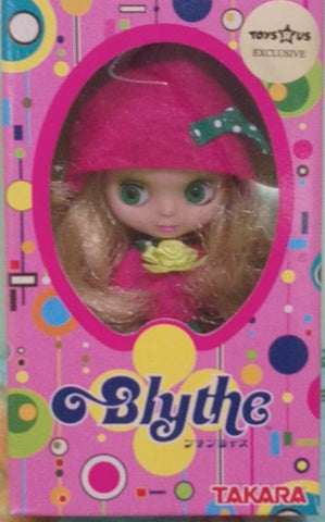 Takara Petite Blythe PBL TRU EX01 Toys R Us Exclusive Dotty Dot Action Doll Figure