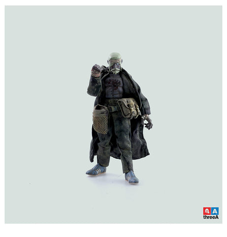 "ThreeA 3A Toys 3AGO 216 Ashley Wood Mauro Fighting JC 8"" Figure"