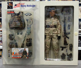 "Dragon 12"" 1/6 Commander 3rd Battalion 75th Ranger Regiment Mogadishu Somalia Colonel Danny McKnight Action Figure - Lavits Figure  - 2"