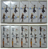 Bandai 2003 Final Fantasy Heroins 5 Trading Figure Set - Lavits Figure  - 2