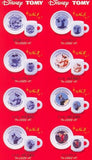 Tomy Disney Teacup Gallery 8 Mini Collection Figure Set - Lavits Figure  - 2