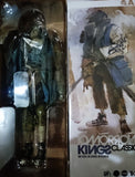 "ThreeA 3A Toys 2011 Ashley Wood Tomorrow King Classics Seven Bone Kyoku 12"" Vinyl Figure"