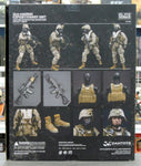 "DamToys 1/6 12"" Elite Series CICF2015 78027 USMC 26th Marine Expeditionary Unit MIO Maritime Interception Operations Assault Force Action Figure - Lavits Figure  - 3"
