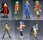 Square Enix 2005 Gangan Trading Arts 7 Color Figure Set - Lavits Figure
