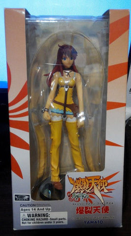Yamato 1/10 Burst Angel Meg Pvc Collection Figure - Lavits Figure
