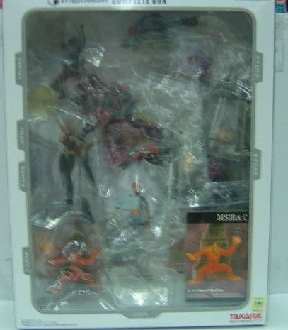 Kaiyodo Takara K-T Devil May Cry Complete Box 7 Collection Action Figure Set
