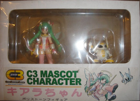 Toy's Works C3 Cultural Convention Of Characters Mascot Robots & Angels Figure - Lavits Figure  - 1