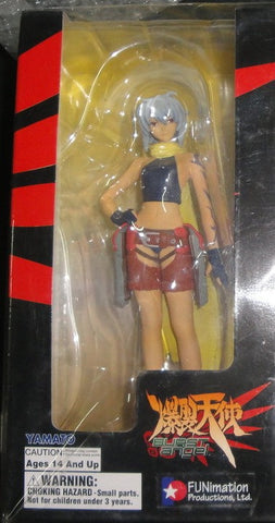 Yamato Funimation 1/10 Burst Angel Jo Pvc Collection Figure - Lavits Figure