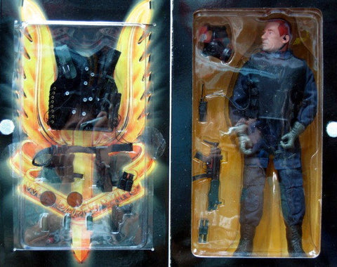 "Dragon 12"" 1/6 Full Gear SAS Who Dares Wins Nigel Action Figure - Lavits Figure  - 1"